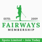 The 2021 Fairways Golf Membership