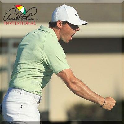 Rory McIlroy Wins Arnold Palmer