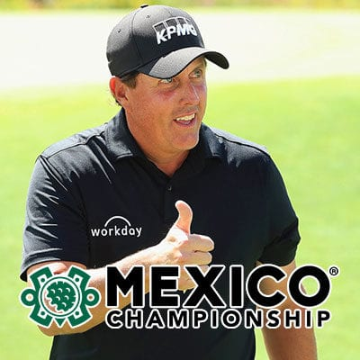 Mickelson Wins WGC-Mexico