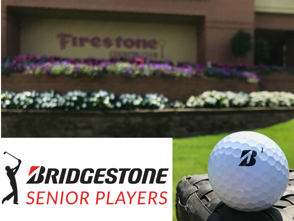 Bridgestone Senior Players Cleveland Golf Show 2020